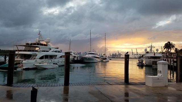 Fisher Island Harbor